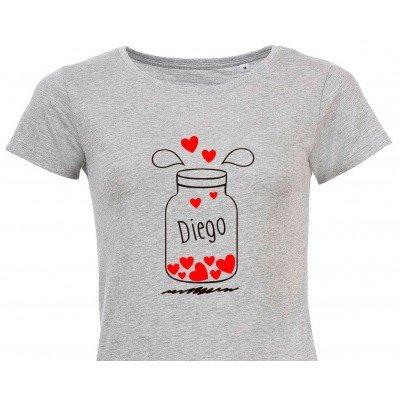 Camiseta Frasco de Galletas