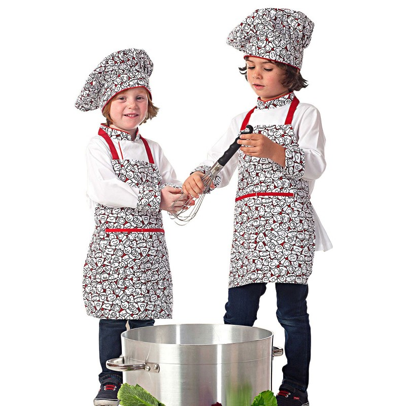 Conjunto Super Kids Chef